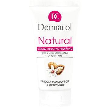 Dermacol Natural mandlový denní krém tuba 50 ml