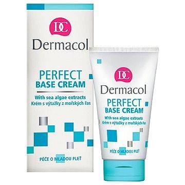 Dermacol Perfect Base Cream 50 ml + ZDARMA Make-up DERMACOL Wake & Make Up 1 ml