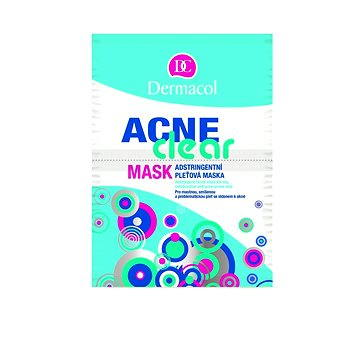 DERMACOL Acneclear Mask 2x8 g (8595003935203)