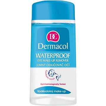 DERMACOL Waterproof Eye Make-up Remover 125 ml (8595003105248)