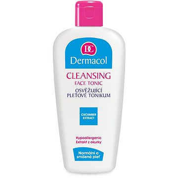 DERMACOL Cleansing Face Tonic 200 ml (8590031102764)