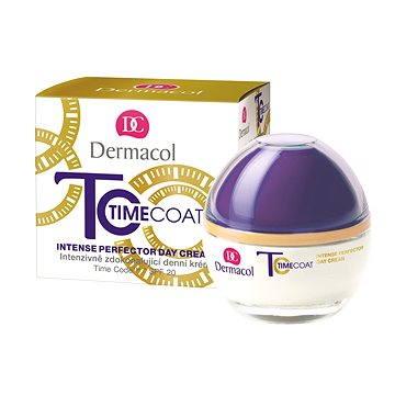 Pleťový krém DERMACOL Time Coat denní krém SPF20 50 ml (8590031099316)