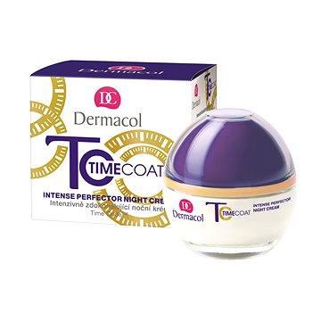Pleťový krém DERMACOL Time Coat noční krém 50 ml (8590031099330)
