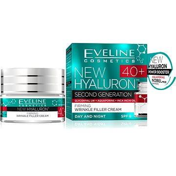Pleťový krém EVELINE Cosmetics bioHyaluron 4D day&night cream 40+ 50 ml (5907609336156)