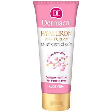 Čisticí krém DERMACOL Hyaluron Wash Cream 100 ml (8590031100234)