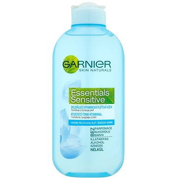 Odličovací voda GARNIER Skin Naturals Essentials Sensitive 200 ml (3600540699121)