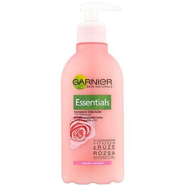 Odličovač GARNIER Skin Naturals Essentials kompletní čisticí krém 200 ml (3600540622297)