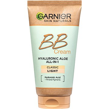 BB krém GARNIER Skin Naturals BB Cream Light Miracle Skin Perfector 5v1 50 ml (3600541119239)