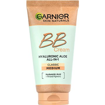 BB krém GARNIER Skin Naturals BB Cream Medium Miracle Skin Perfector 5v1 50 ml (3600541119246)