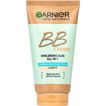 BB krém GARNIER BB Cream Miracle Skin Perfector 5v1 světlá 40 ml (3600541201972)