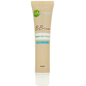 BB krém GARNIER Skin Naturals BB Cream Miracle Skin Perfector 5v1 normální 40 ml (3600541201989)
