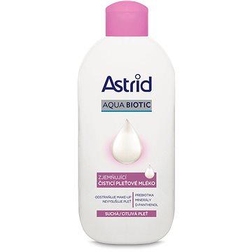 ASTRID Aqua Biotic Čisticí pleťové mléko pro suchou a citlivou pleť 200 ml (8592297000150)