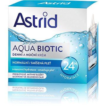 Pleťový krém ASTRID Moisture Time hydratační D/N krém 50 ml (8592297000044) + ZDARMA Toaletní voda C-THRU LIME MAGIC EdT 1,2ML