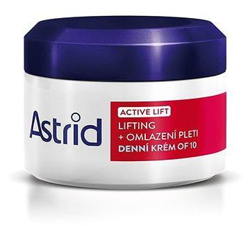 Pleťový krém ASTRID Active Lift denní krém OF 10 50 ml (8592297000112)