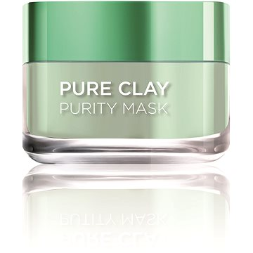 Pleťová maska LORÉAL PARIS Skin Expert Pure Clay Purity Mask 50 ml (3600523305964)