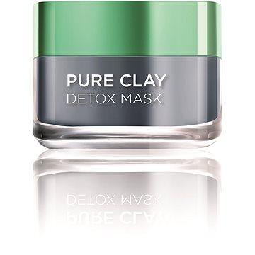 Pleťová maska LORÉAL PARIS Skin Expert Pure Clay Detox Mask 50 ml (3600523305957)