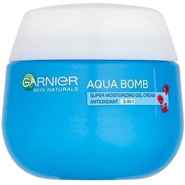 Pleťový krém - gel GARNIER Skin Naturals Aqua Bomb denní 50 ml (3600541977051)