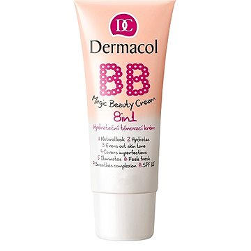 BB krém DERMACOL BB Magic Beauty krém 8v1 shell 30 ml (85954236)