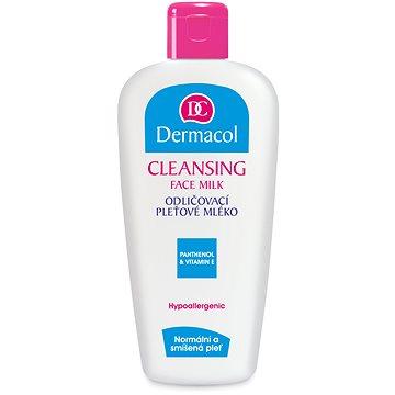 Pleťové mléko DERMACOL Cleansing Face Milk 200 ml (8590031102788)