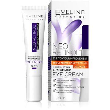 Oční krém EVELINE COSMETICS Neo Retinol Eye Cream 15 ml (5901761934144)