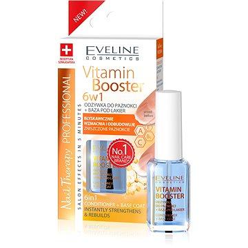 Kondicionér EVELINE COSMETICS Spa Nail Vitamin Booster 6in1 12 ml (5901761941562)