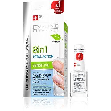 Kondicionér EVELINE COSMETICS Spa Nail Total Action 8 In 1 Sensitive 12 ml (5901761938111)