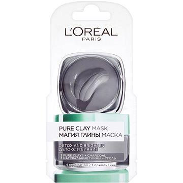 ĽORÉAL PARIS Skin Expert Pure Clay Detox Mask 6 ml (3600523525898)