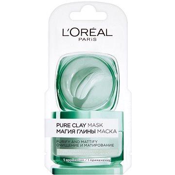ĽORÉAL PARIS Skin Expert Pure Clay Purity Mask 6 ml (3600523525904)