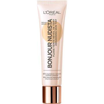 ĽORÉAL PARIS Wake Up & Glow Bonjour Nudista BB cream Medium 30 ml (3600523560608)