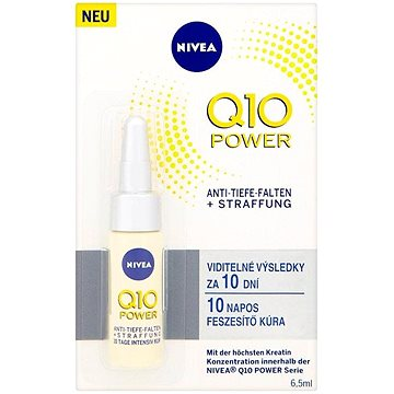 NIVEA Q10 Power 10 Day Concentrated Treatment 6,5 ml (4005900547729)