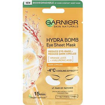 GARNIER Hydra Bomb Super Hydrating & Cooling Anti-Dark Circle Eye Tissue Mask 6 g (3600542154840)