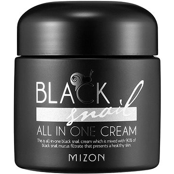 MIZON Black Snail All In One Cream 75 ml (8809325904886)