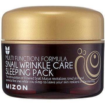 MIZON Snail Wrinkle Care Sleeping Pack 80 ml (8809390121102)