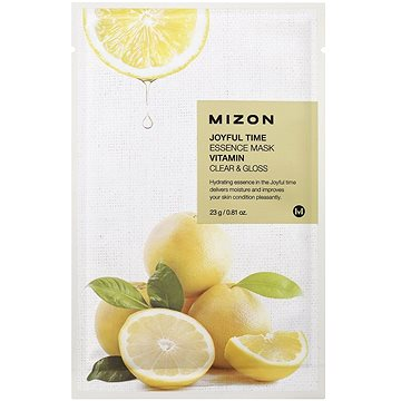 MIZON Joyful Time Essence Mask Vitamin 23 g (8809479166475)