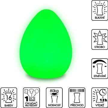 Colour changing Egg ( Large ) (SLUFE22)