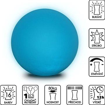 Colour changing Sphere 40cm (SLUFB40)