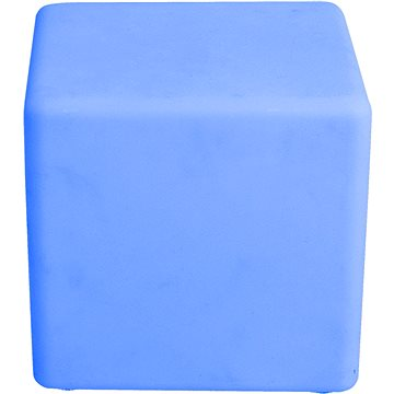 Colour changing LED cube stool 40cm (SLUFC40)