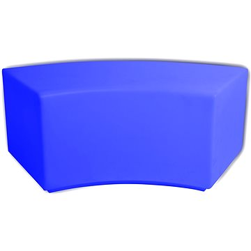Colour changing Curved Bench Seating (SLUFCB)