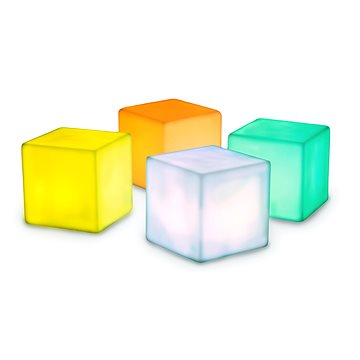 Colour Changing Mood Blocks (pk 4 ) (SSML4)