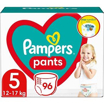 PAMPERS Pants vel. 5 Junior (96 ks) - měsíční zásoba (4015400697541)