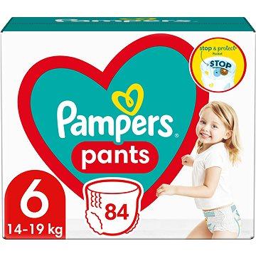PAMPERS Pants vel. 6 Extra Large (88 ks) - měsíční zásoba (4015400697558)