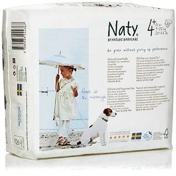 NATY Nature Babycare Maxi+ vel. 4+ (25 ks) (7330933244367)