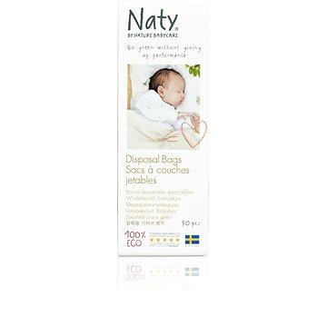 NATY Nature Babycare Disposal Bags (50 ks) (7330933140331)