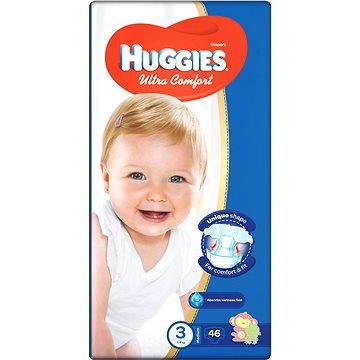 HUGGIES Ultra Comfort 3 (46 ks) (5029053531007)