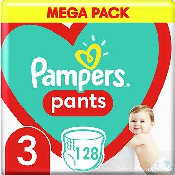 PAMPERS Pants vel. 3 Midi (120 ks) - Mega Box (4015400697527)