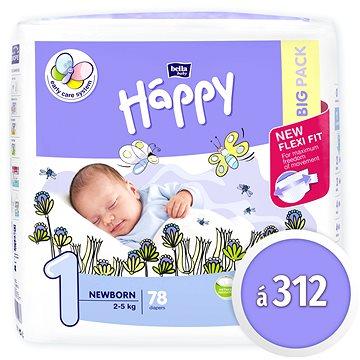 BELLA Baby Happy New Born vel. 1 (312 ks)