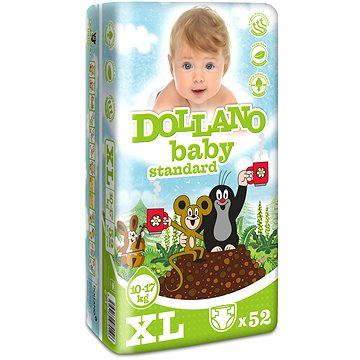 DOLLANO Baby Standard XL 52 ks (8594180970106)