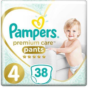 PAMPERS Premium Care Pants vel. 4 Maxi (44 ks) (4015400772002)