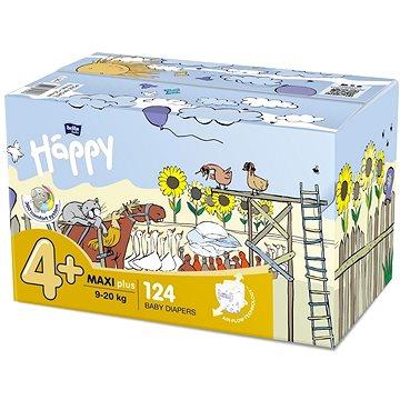 BELLA Baby Happy Maxi Plus Box vel. 4+ (124 ks) (5900516130893)