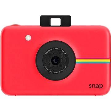 Polaroid Snap instant červený (POLSP01R)